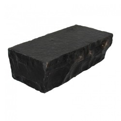Black Limestone, for Flooring, Thickness: 25-40 mm