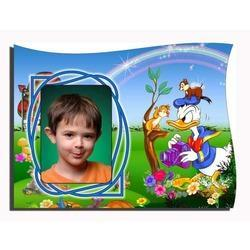 Donald Duck Photo Frame