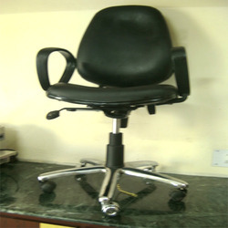 Antistatic Chair With Arms AV032