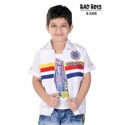 Kids Jacket Shirts