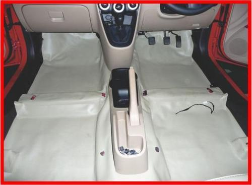 Full Car Matting Pvc Car Full Matting Manufacturer From