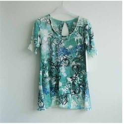 Fashion Sublimation Print T Shirt (Half Sleeve)