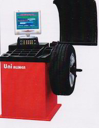 Unialiner3D Wheel Balancing Machine