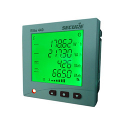 Secure Elite 440 Multifunction Digital Panel Meter