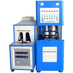 Semi Automatic Bottle Blow Molding Machine