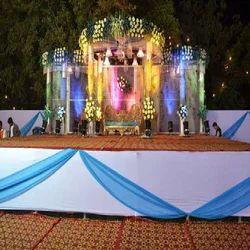 Decorative Wedding Stalls