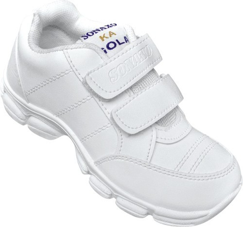 42f259c901ec0 White School Shoes at Rs 95  piece(s)