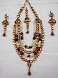 Devi Devta Necklace Set