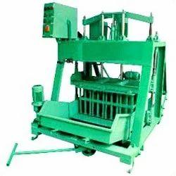 Vibrator Hollow Block Making Machine