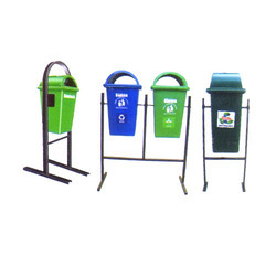 Litter Bins with stand