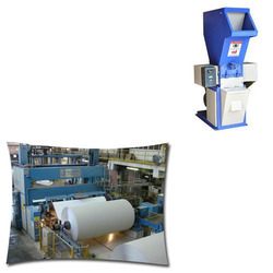 Scrap Grinder Machines for Paper Industry