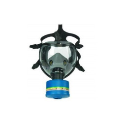 Full Vision Gas Mask