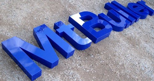 Letter Sign Board - Acrylic Advertising Board Manufacturer