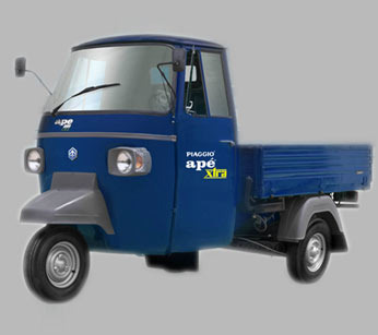 piaggio three wheelers exporter from mumbai