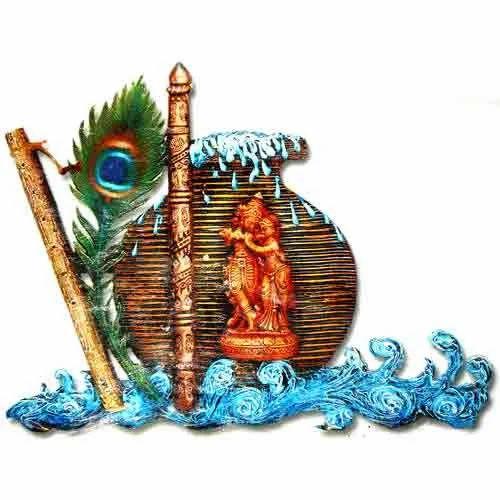 Radha Krishna Mural Part 62