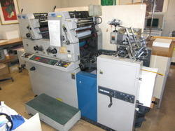 Ryobi 3302 M Two Color Offset Printing Machines