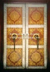 Metal Carving Door