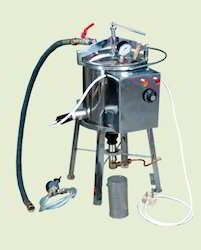 Ayurvedic Steam Generator
