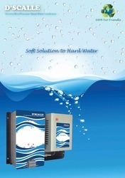 D Scalle Microprocessor Based Electronic Water Conditioner