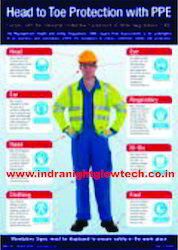 Safety Poster At Best Price In India