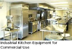 Industrial Kitchen Equipment for Commercial Use