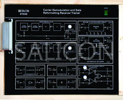 Data Formatting & Carrier Demodulation Trainer-ST8308
