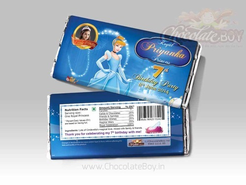 Birthday Chocolates - Chocolate Wrapper Manufacturer from Chennai