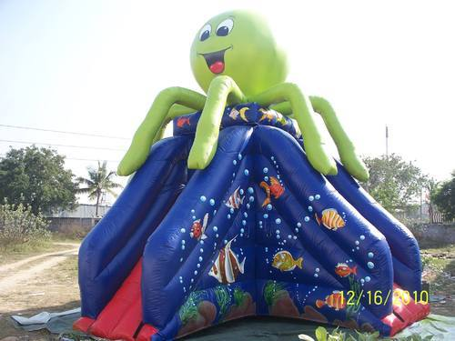 Inflatable Octopus