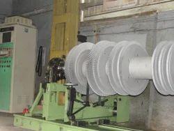 Balancing Of Rotor