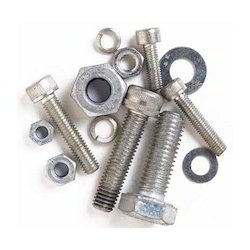Stainless Steel Nut Bolts, Size: 1/4 Inch To 3 Inch