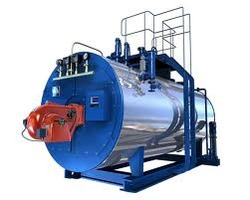 Shell Type Oil Fired Boiler
