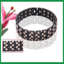 Titanium-Bio-Magnetic-Bracelet