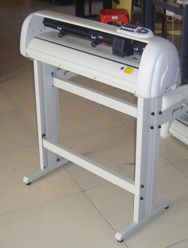 Radium Cutting Machine Jiagma Servo Arms Counter Cutting