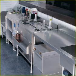 Bar Equipment Bar Display Counter Manufacturer From Mumbai