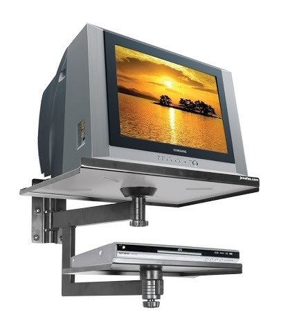 Crt Tv Wall Mount Stand 14 Quot Crt Amp Dvd Or Settop Box Wall