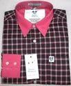 Pink Checks Executive Shirts