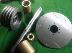 Replacement Spares for Any Machine As Per Sample
