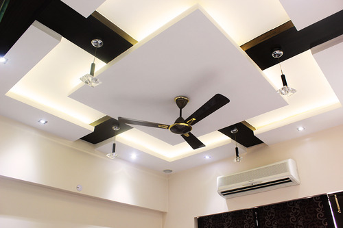 Designer False Ceiling Design In Netaji Subhash Place New Delhi