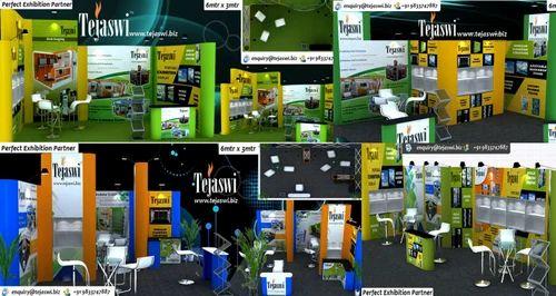 Portable Exhibition Kit Store Maharashtra : Portable exhibition kit tejaswi services pvt ltd