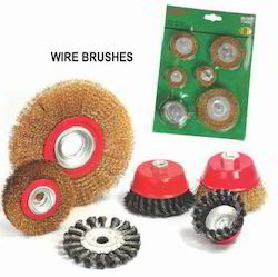 Wire Brush Buffing - DCA Dongcheng Power Tools