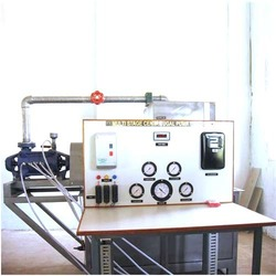 Multistage Pump Test Rig