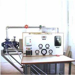 Multistage Pump Test Rig