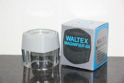 8x Waltex Magnifier Glass