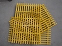 Pultruded Glass Fiber Reinforced Plastic Grating