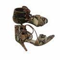 Ladies High Heels Party Wear Sandals