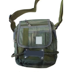 Shine Leathers Shoulder Canvas Sling Bag