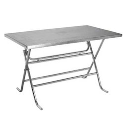Folding Canteen Table