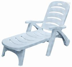 Plastic Lounger