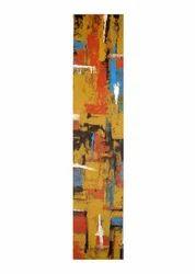 Abstract Door Panel