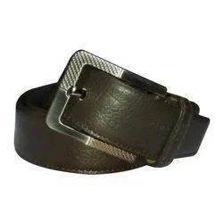 Leather Black Semi Formal Belt